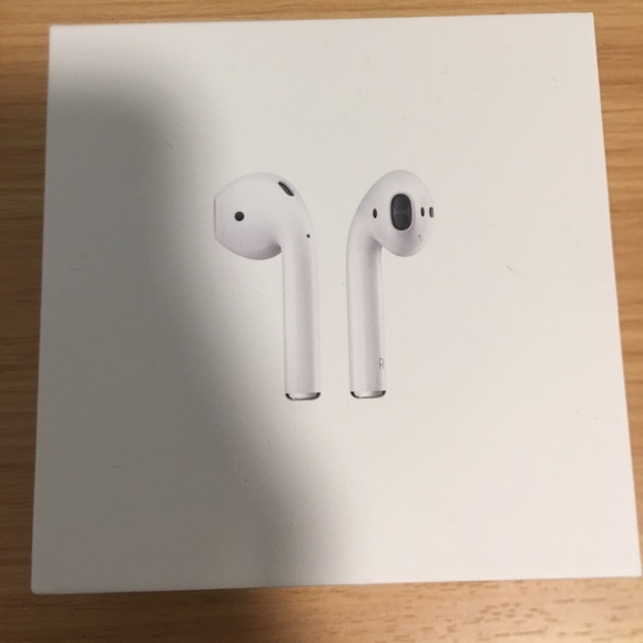 Office Apple Airpods 1st Generation With Charging Case Poshmark